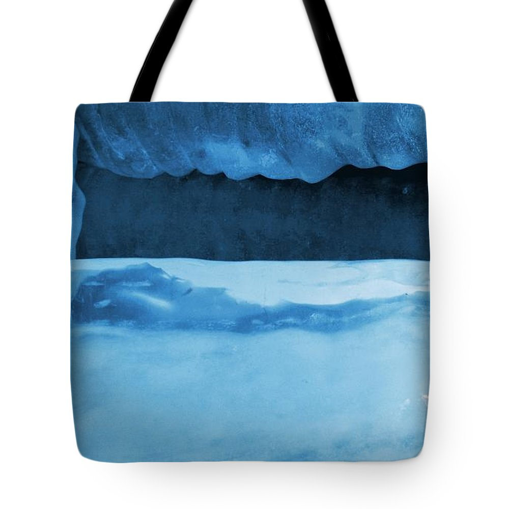 Jack Frost Tote Bag featuring the digital art Jack's Slumber by Danielle R T Haney