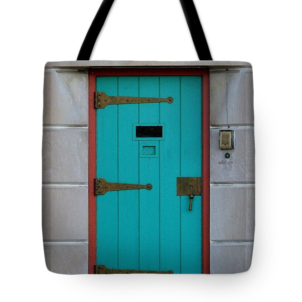 Still Life Tote Bag featuring the photograph Jail For Sale by Ed Smith