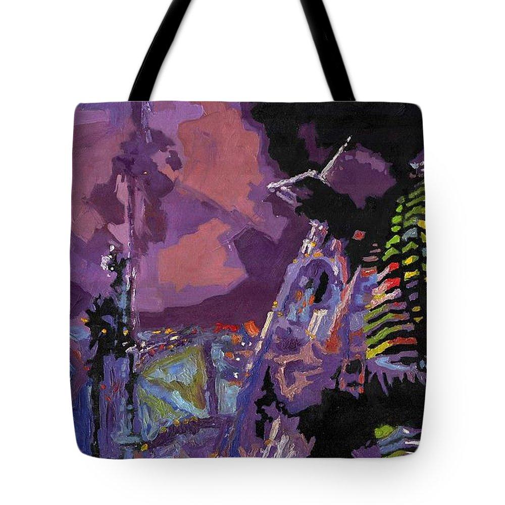 Jazz Tote Bag featuring the painting Jazz.miles Davis.4. by Yuriy Shevchuk