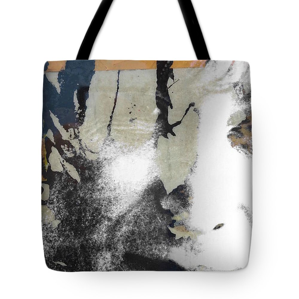 The Beatles Tote Bag featuring the digital art John Lennon - In My Life by Paul Lovering