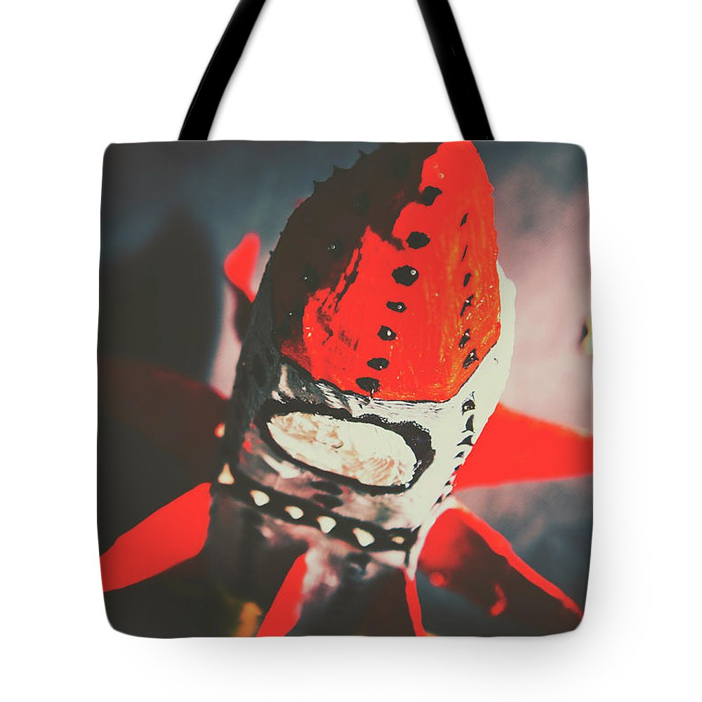 Handmade Tote Bag featuring the photograph Journey Beyond The Stars by Jorgo Photography - Wall Art Gallery