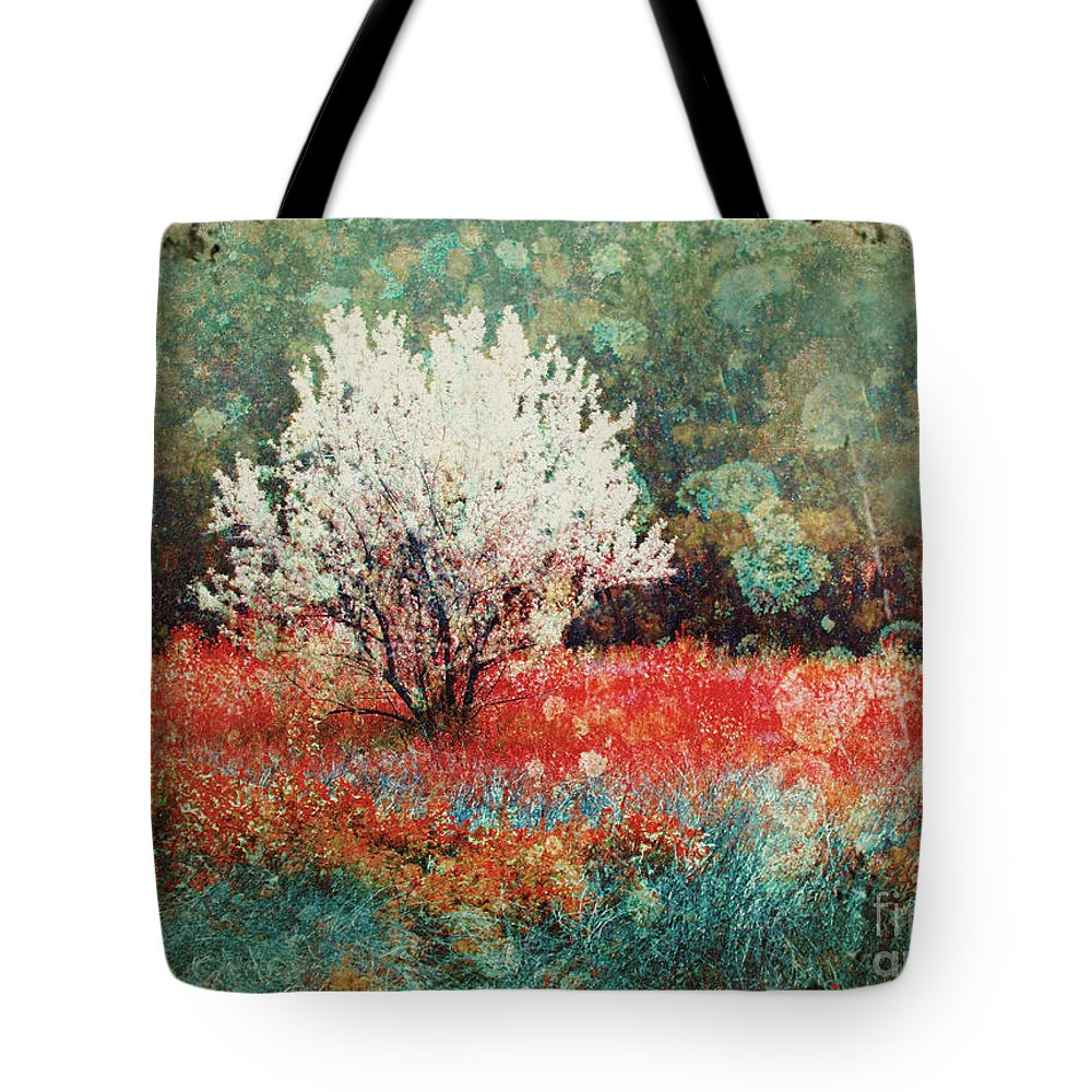 Tree Tote Bag featuring the photograph June 4 2010 by Tara Turner