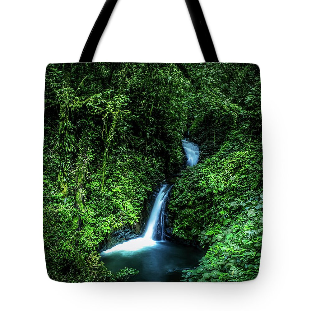 Jungle Photographs Tote Bags