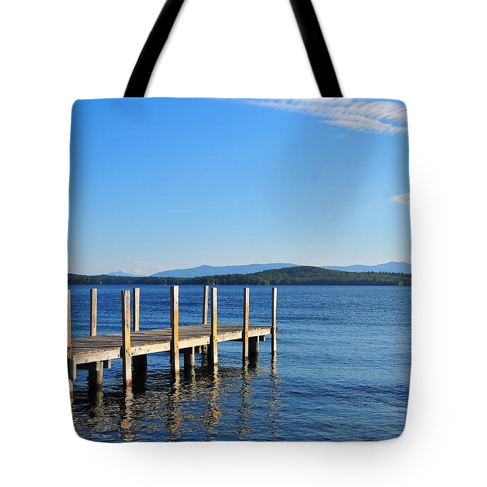 Dock Tote Bag featuring the photograph Just Listen by Catherine Reusch Daley