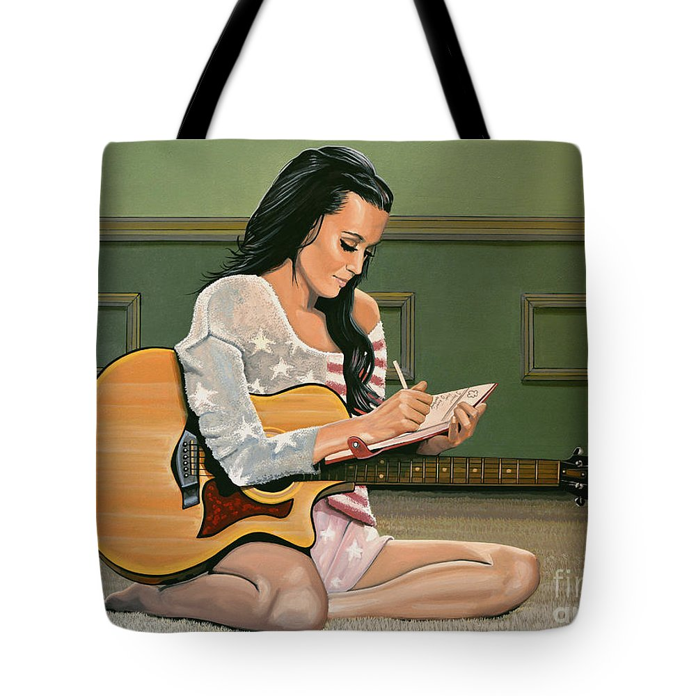 Katy Perry Tote Bags