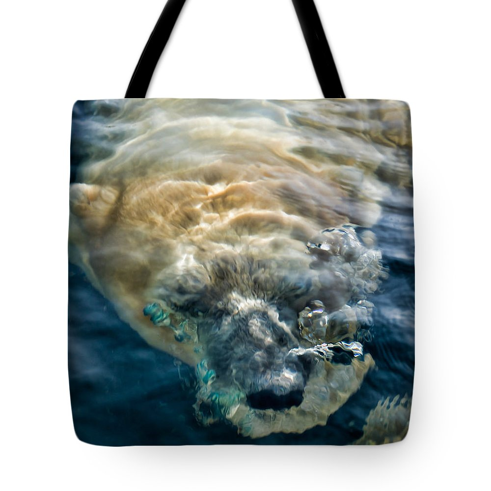 Tulsa Tote Bag featuring the photograph Kavek by Lana Trussell