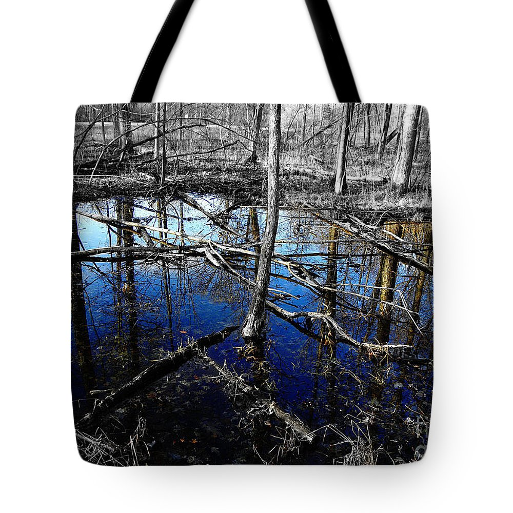 Landscape Tote Bag featuring the photograph Kensington 6 by September Stone