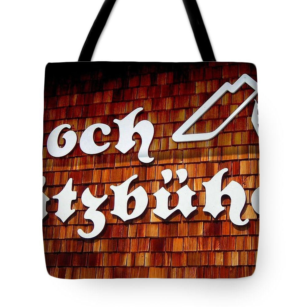 Europe Tote Bag featuring the photograph Kitzbuehel by Juergen Weiss