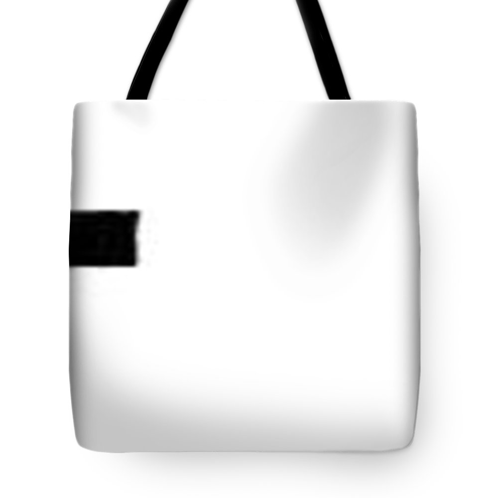 #rogo Tote Bag featuring the digital art Kiyohara and Powder by Sari Kurazusi