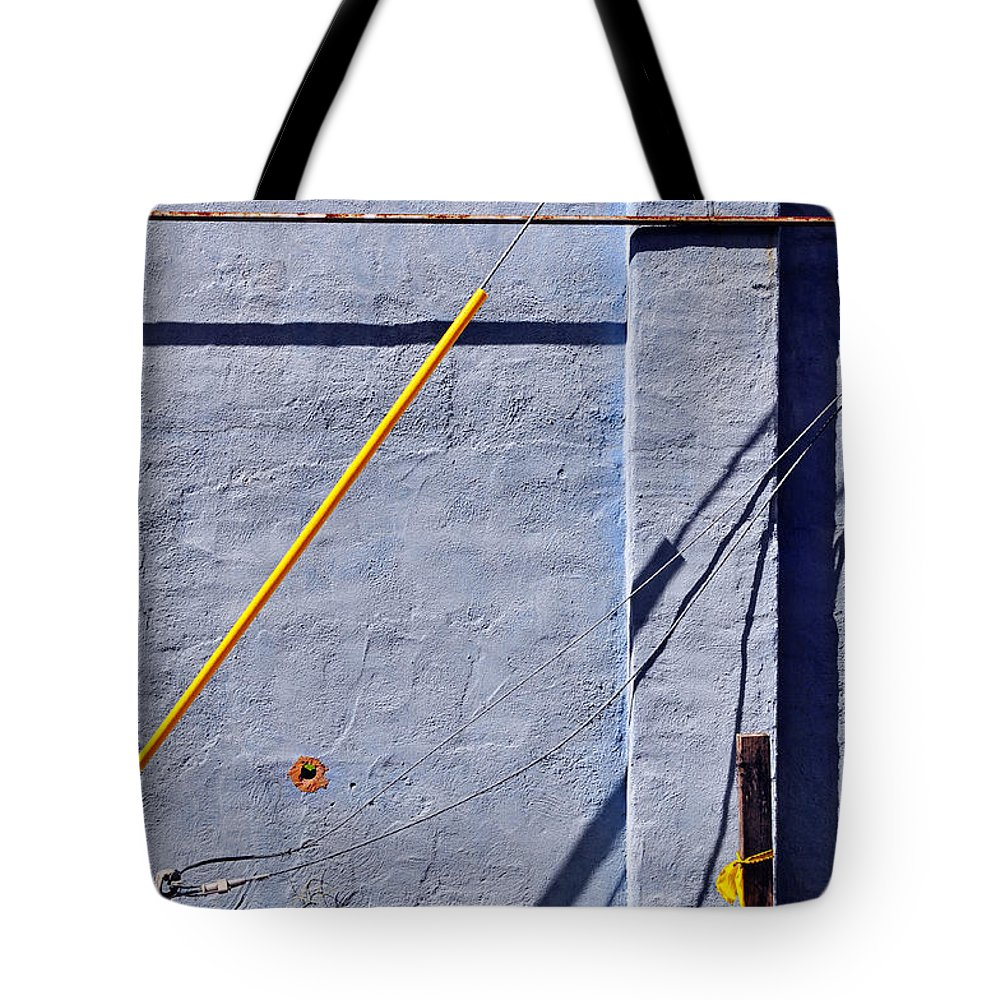 Skip Hunt Tote Bag featuring the photograph Krishna Blue by Skip Hunt