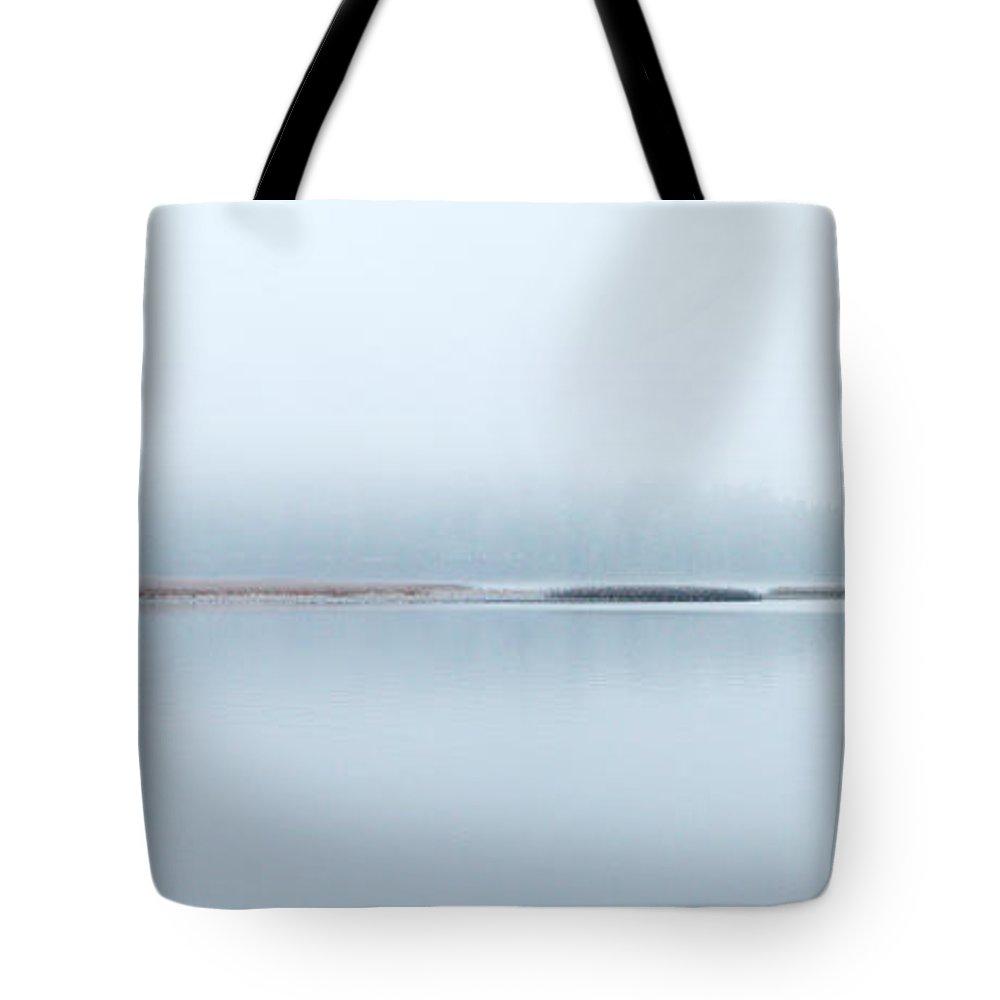 J�rvi Lake Tote Bag featuring the photograph Kulovesi Blues 1 by Jouko Lehto