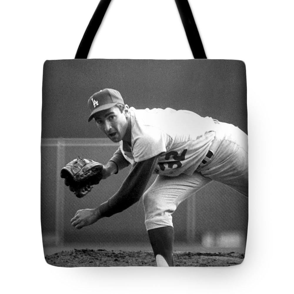 Los Angeles Dodgers Tote Bags