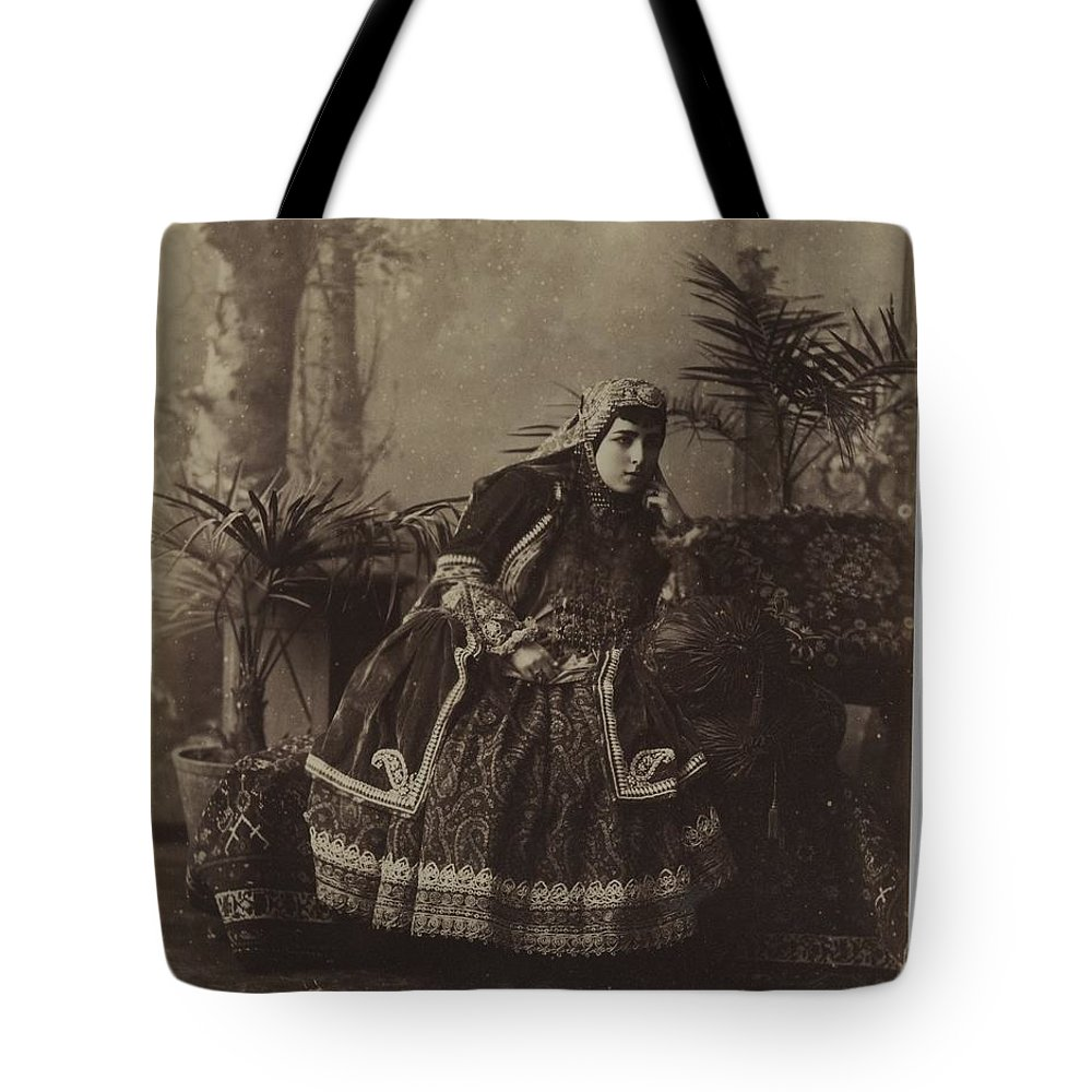 Lady Of Dreams Tote Bag featuring the painting Lady Of Dreams by MotionAge Designs