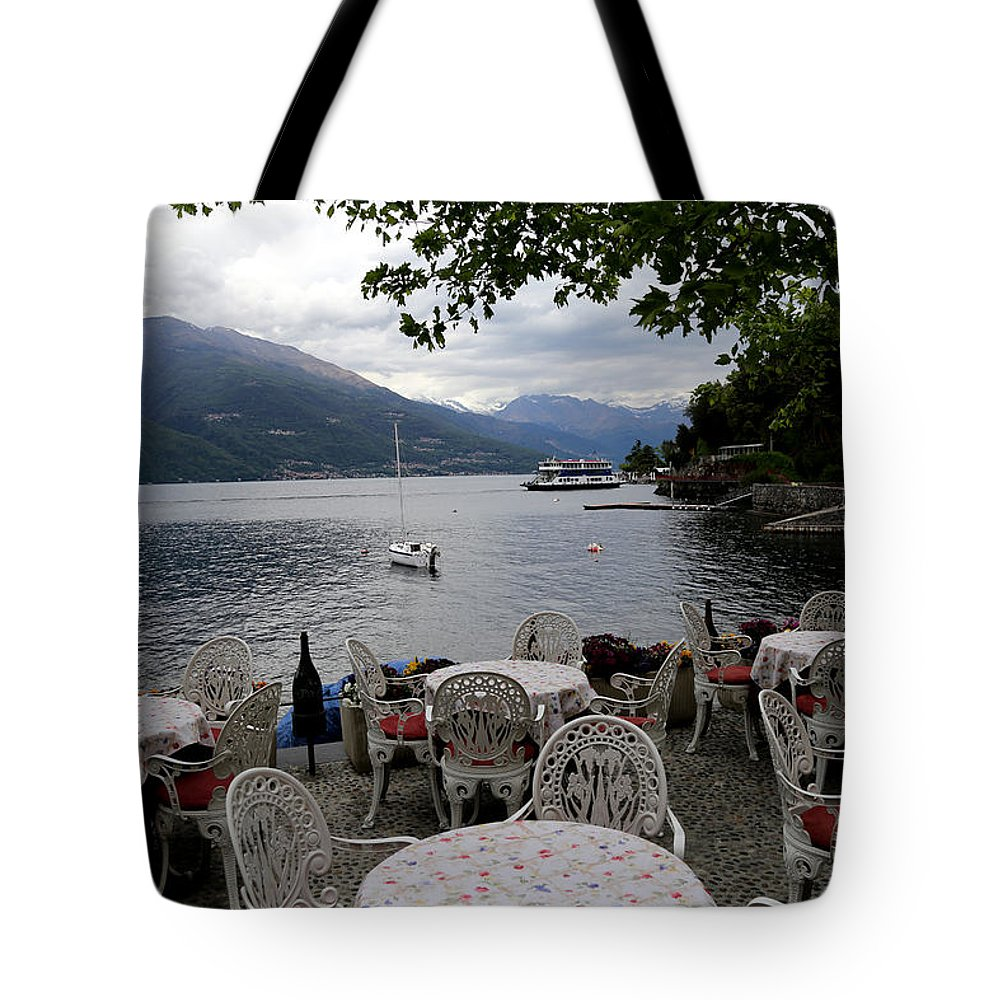 Como Tote Bag featuring the photograph Lake Como 14 by Andrew Fare