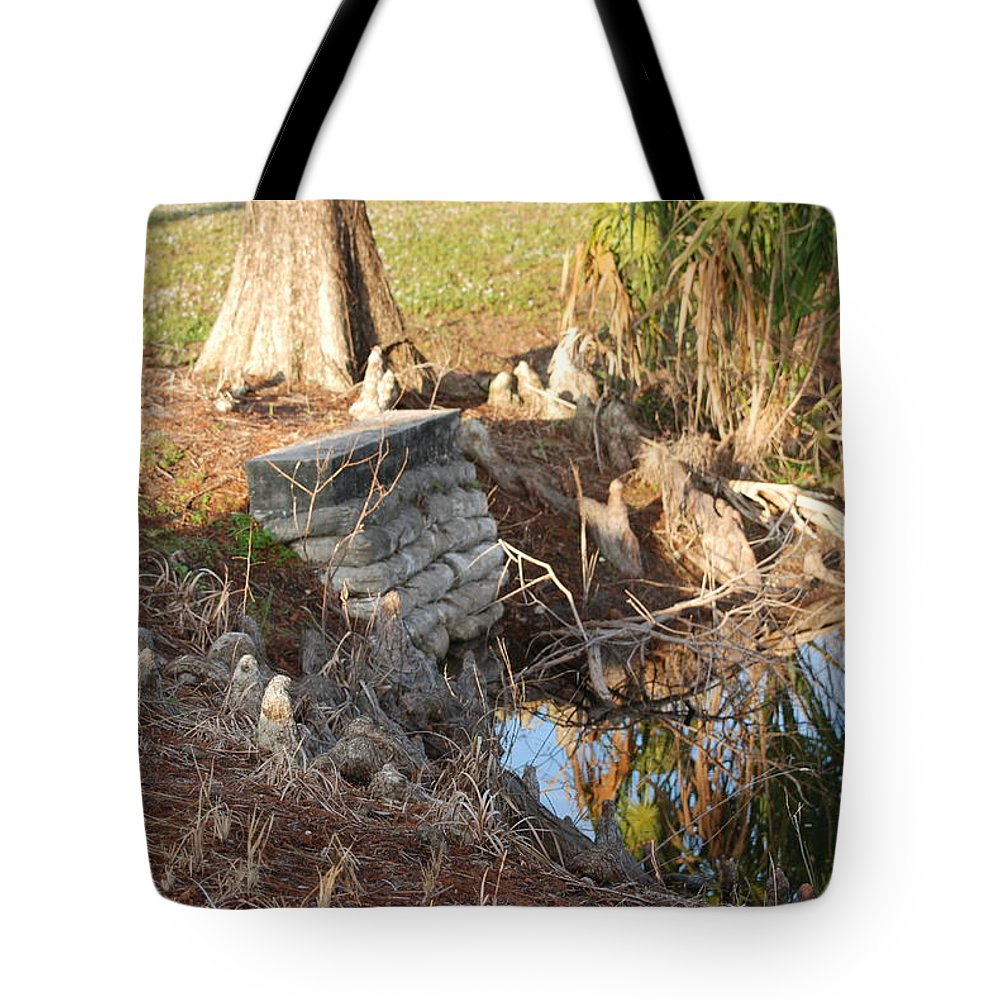 Sunset Tote Bag featuring the photograph Lake Edge by Rob Hans