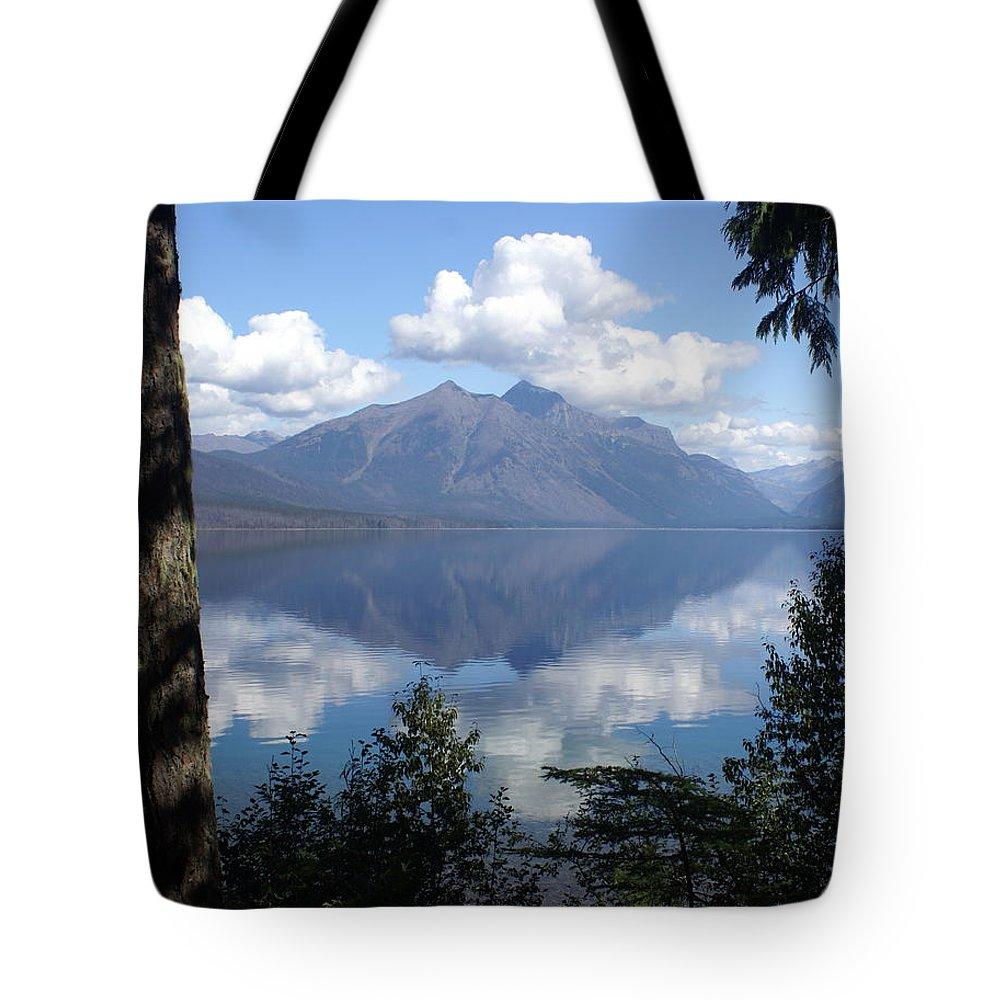 Lake Tote Bag featuring the photograph Lake Mcdonald Glacier National Park by Marty Koch