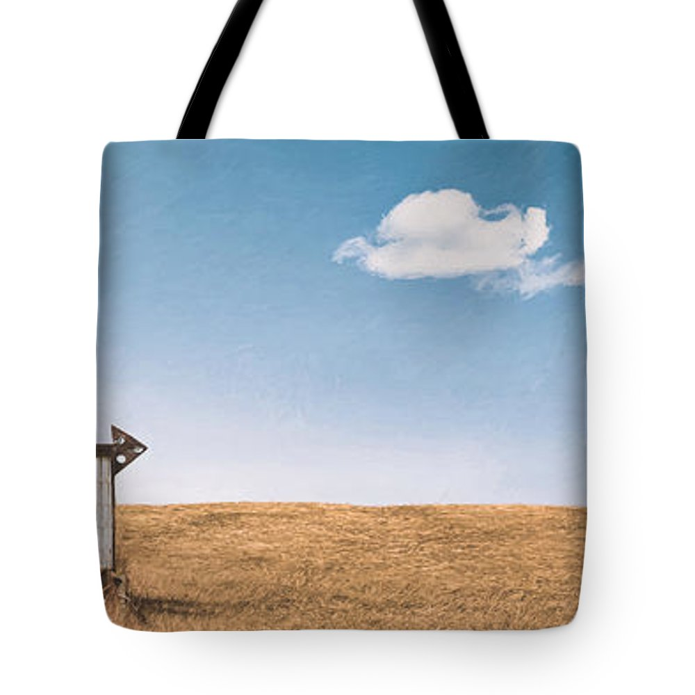 Desolation Photographs Tote Bags