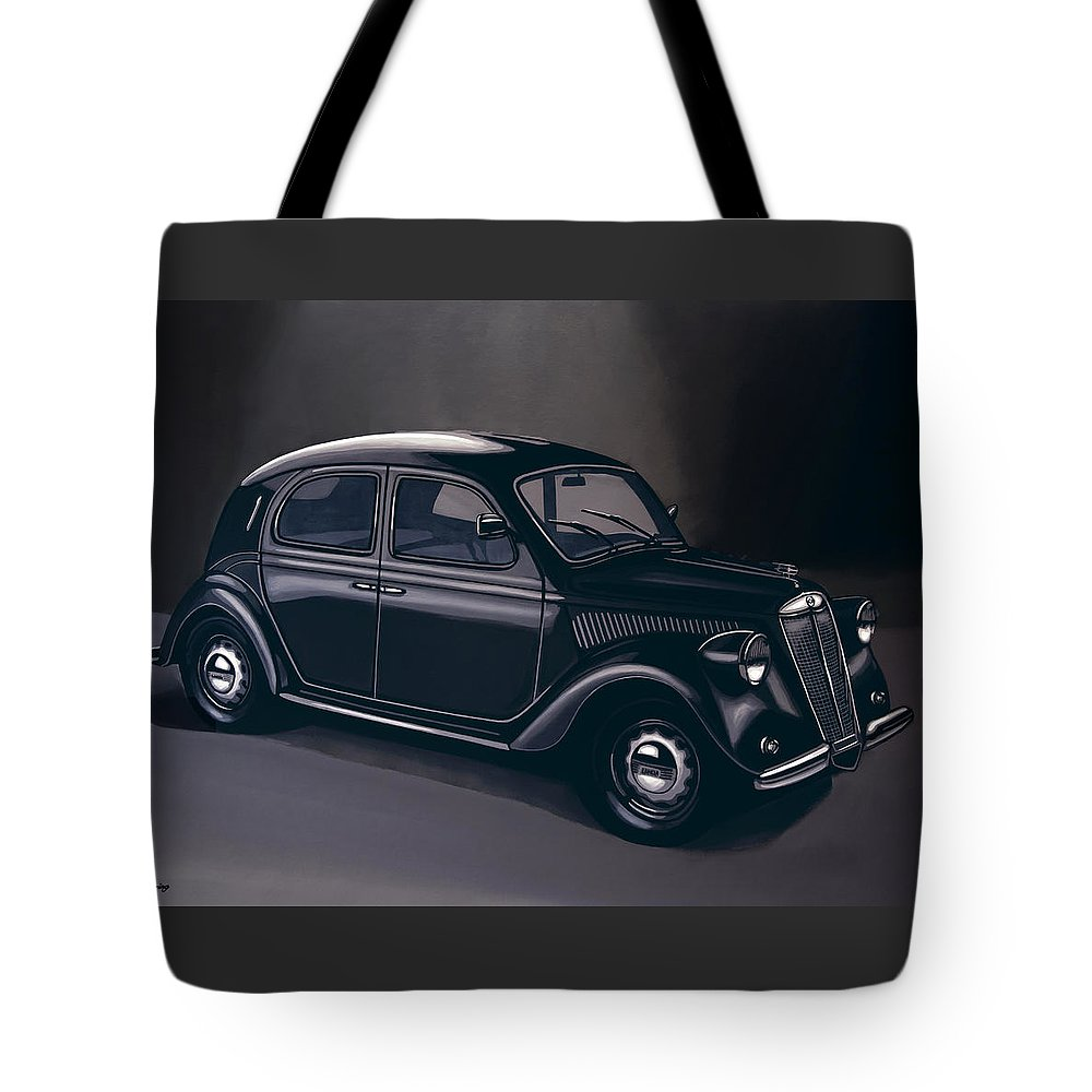 Lancia Ardea 1939 Painting Tote Bag for Sale by Paul Meijering