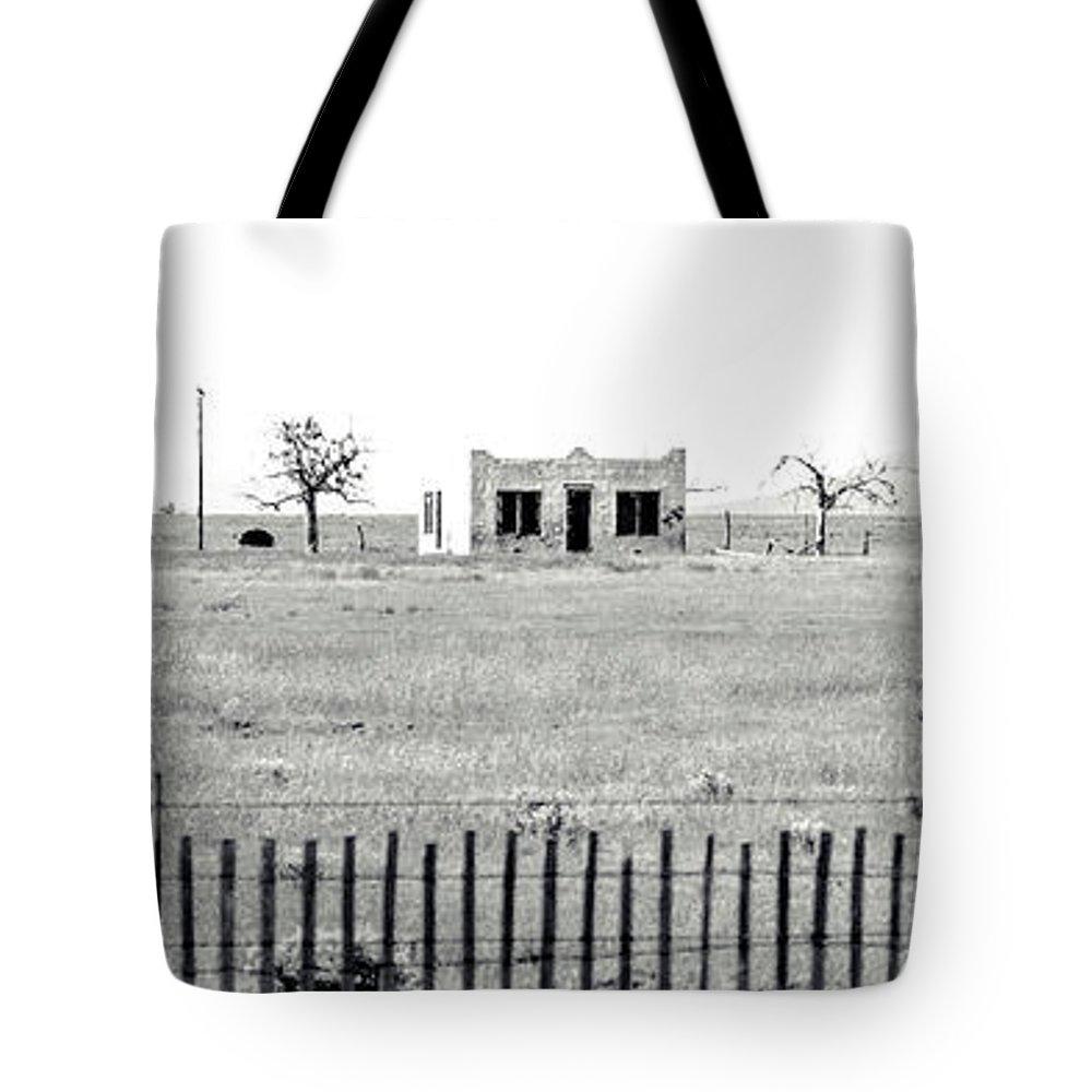 Calisteo Tote Bag featuring the photograph Landscape Galisteo Nm H10u by Otri Park