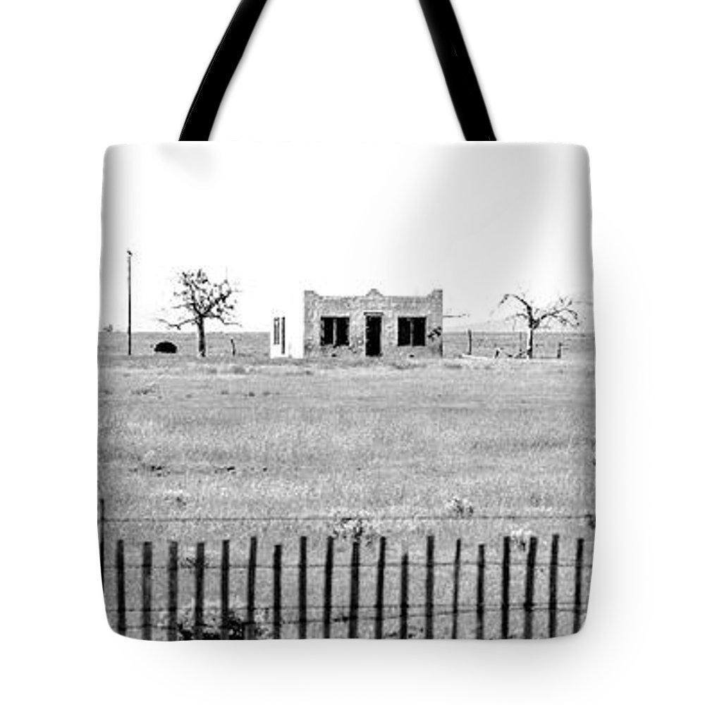 Calisteo Tote Bag featuring the photograph Landscape Galisteo Nm H10w by Otri Park