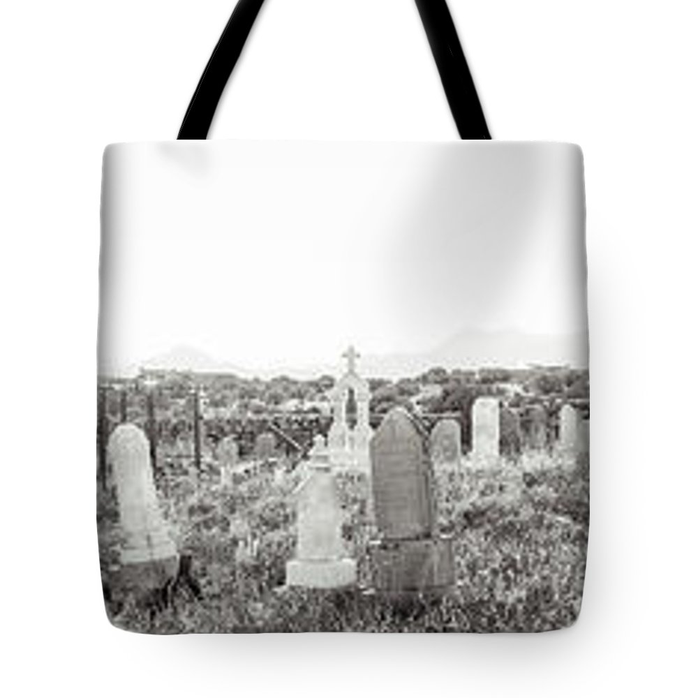 Calisteo Tote Bag featuring the photograph Landscape Galisteo Nm K10r by Otri Park