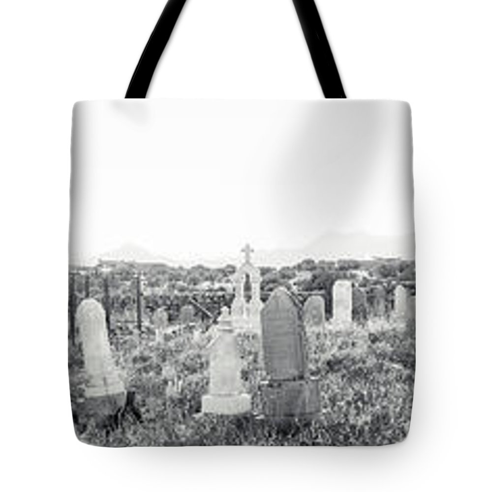 Calisteo Tote Bag featuring the photograph Landscape Galisteo Nm K10s by Otri Park