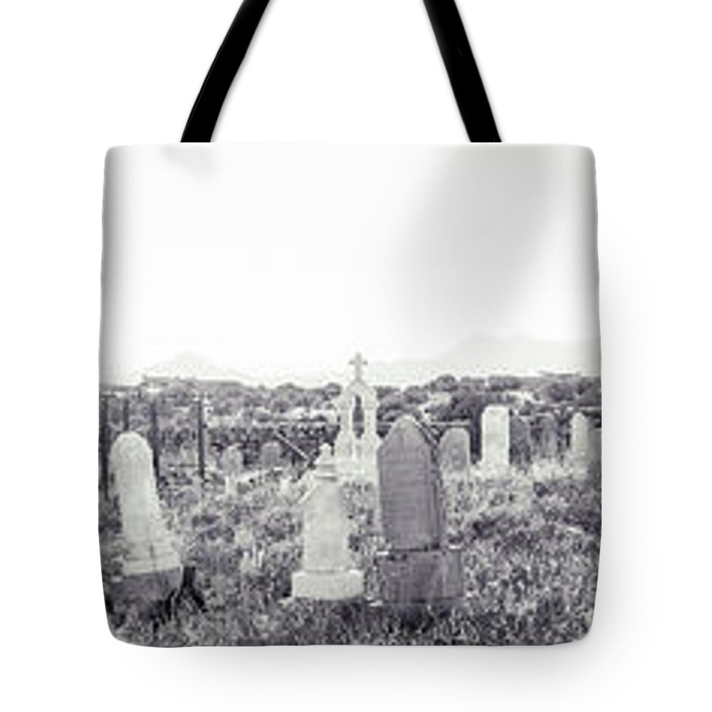 Calisteo Tote Bag featuring the photograph Landscape Galisteo Nm K10z by Otri Park