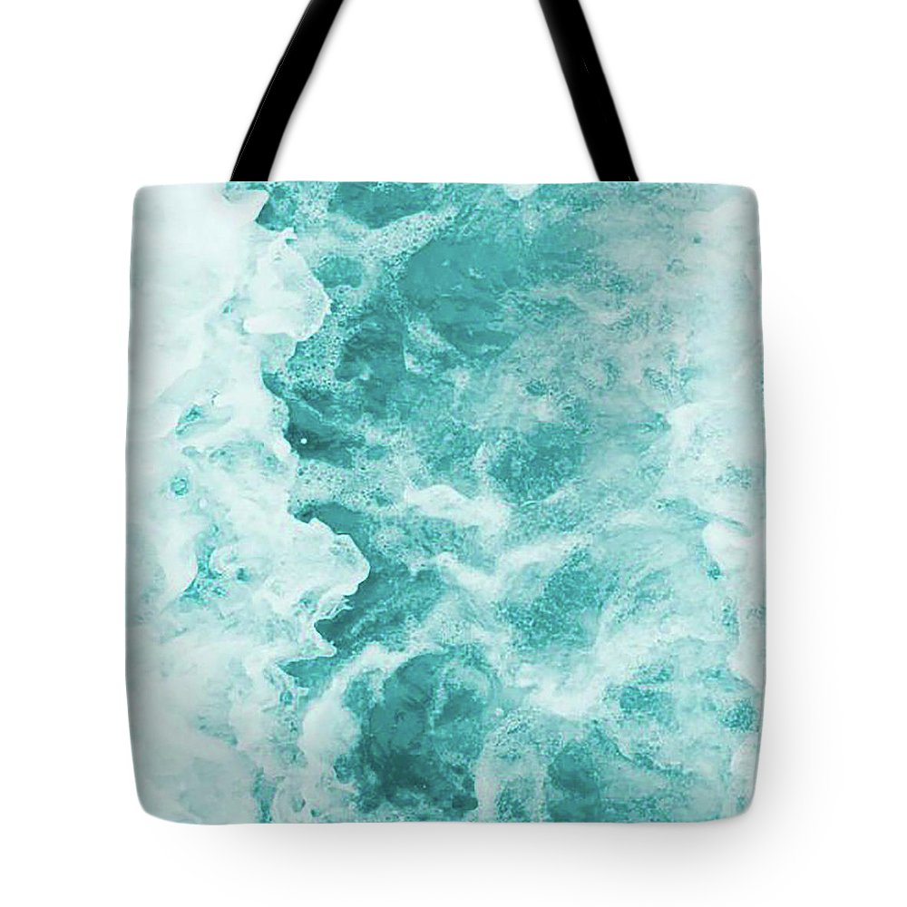 Tote Bag featuring the photograph Laughtory by The