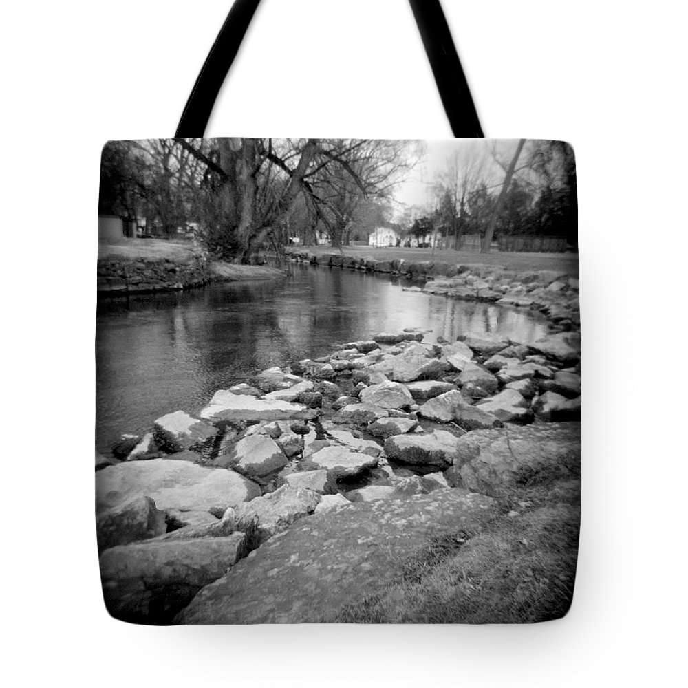 Photograph Tote Bag featuring the photograph Le Tort Spring Run by Jean Macaluso