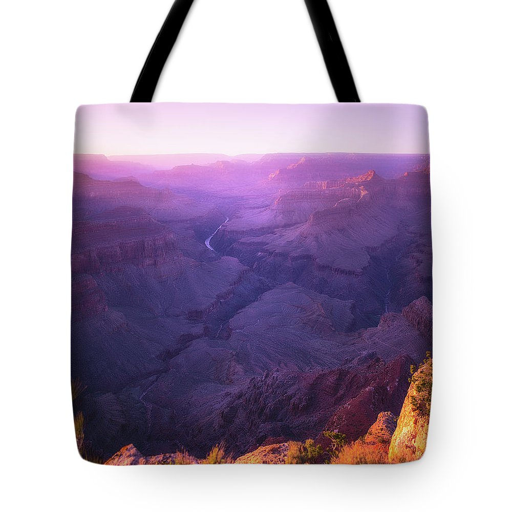 Artprints Tote Bag featuring the digital art Learning To Fly by Will Jacoby Artwork