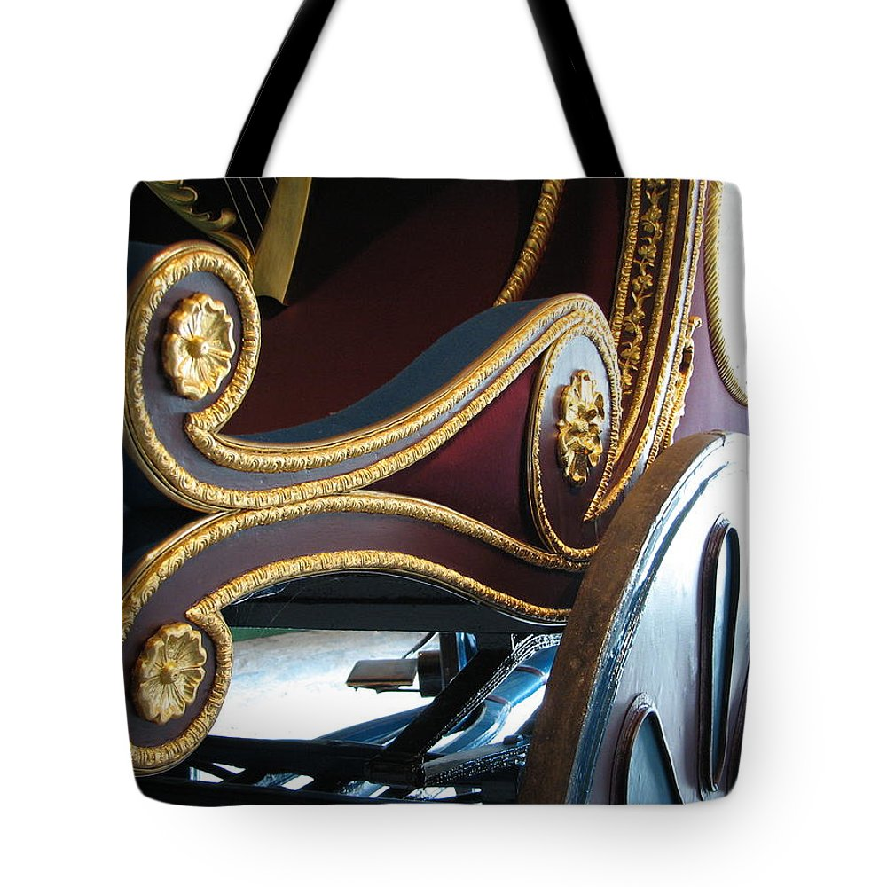 O'connell Tote Bag featuring the photograph Liberator by Kelly Mezzapelle