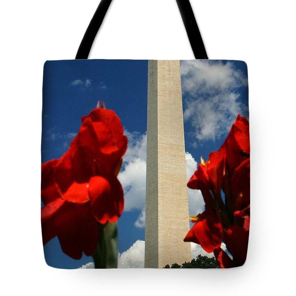 Liberty Tote Bag featuring the photograph Liberty by Mitch Cat
