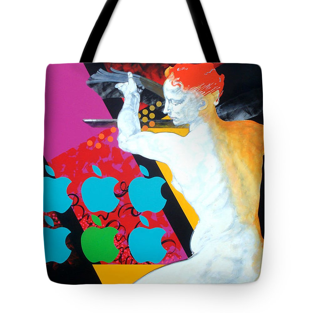 Classic Tote Bag featuring the painting Libyan by Jean Pierre Rousselet