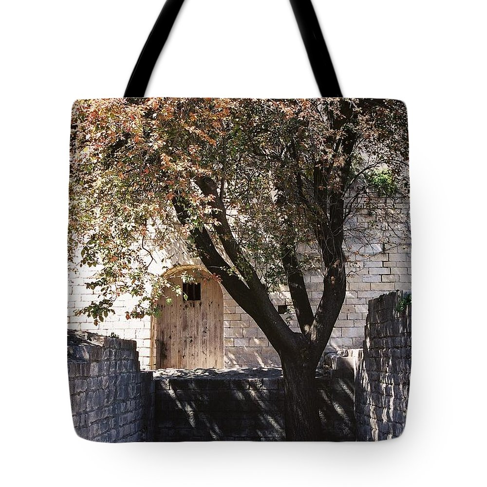 Life Tote Bag featuring the photograph Life And Death by Nadine Rippelmeyer