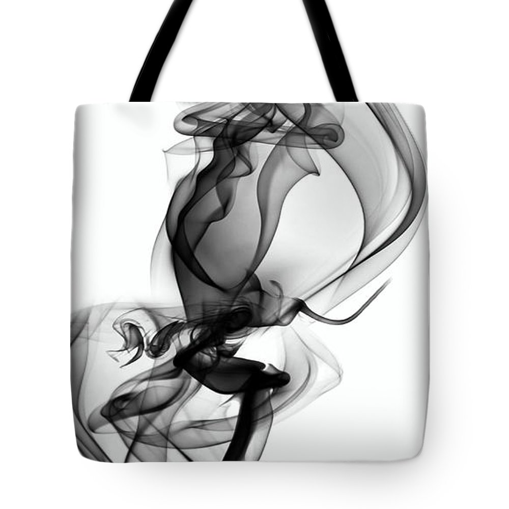 Clay Tote Bag featuring the digital art Lift by Clayton Bruster