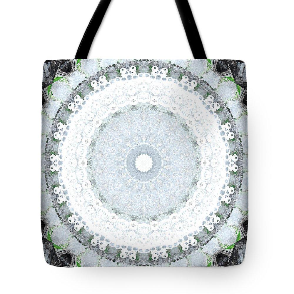 Fractal Tote Bags