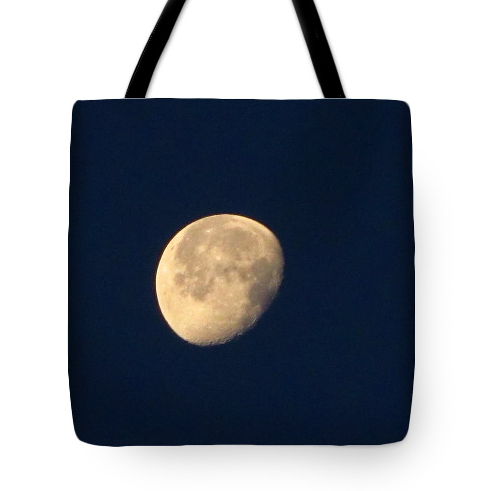 Moon Tote Bag featuring the photograph Light Of The Moon by Robert Nacke