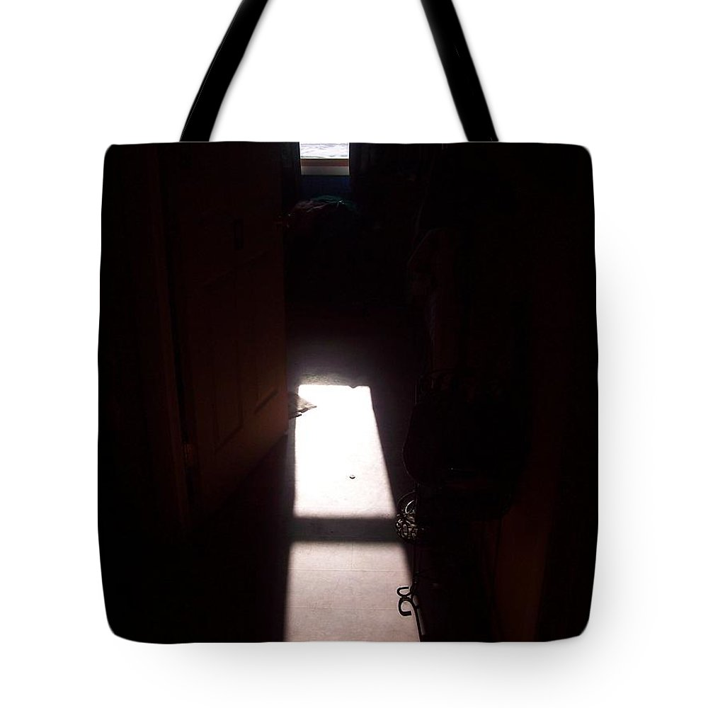 Tote Bag featuring the photograph Light by Wolfgang Schweizer