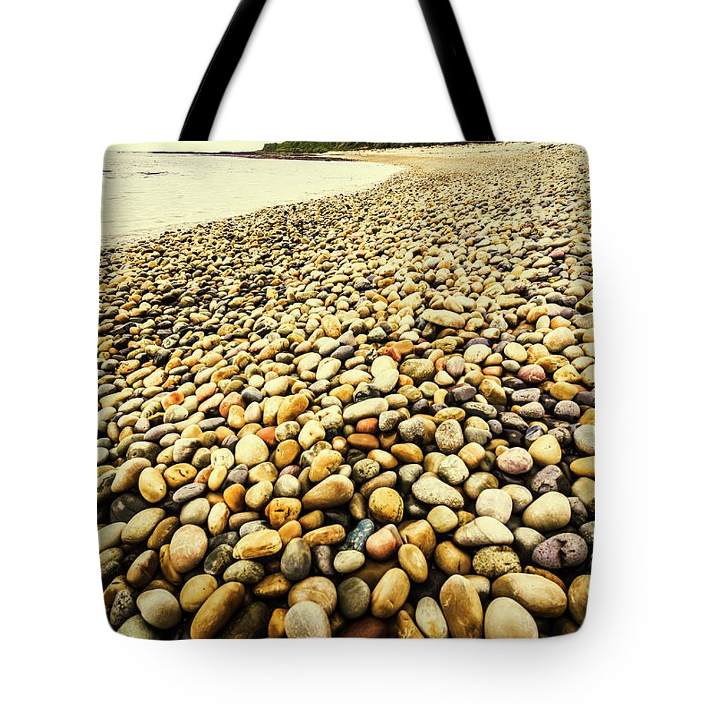 Stoney Beach Tote Bags | Fine Art America