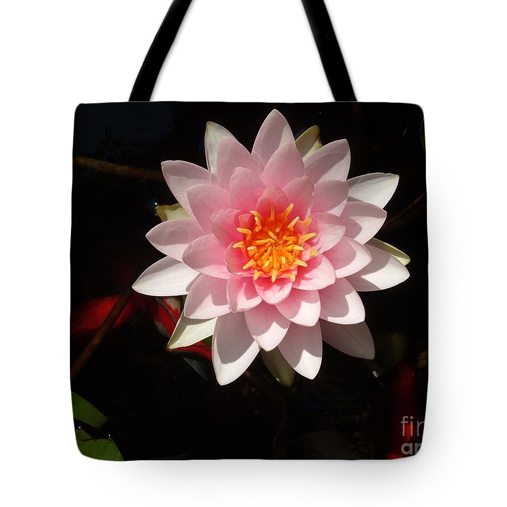 Lilly Tote Bag featuring the photograph Lilly by Jost Houk