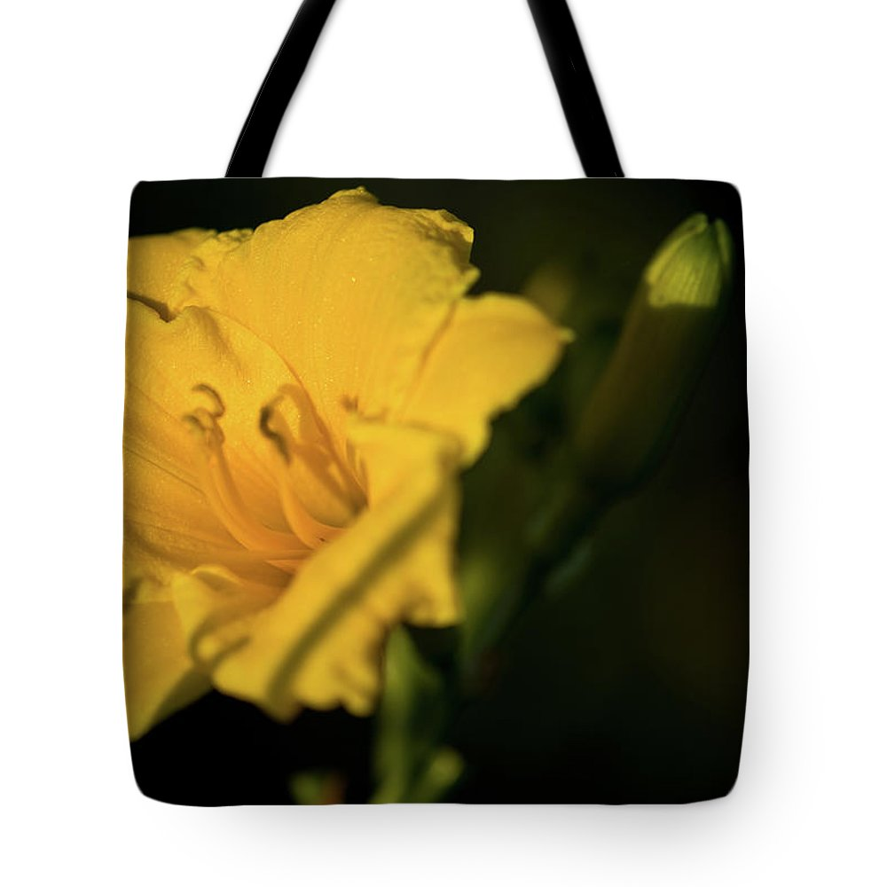 Lily Tote Bag featuring the photograph Lily by Paul Mangold