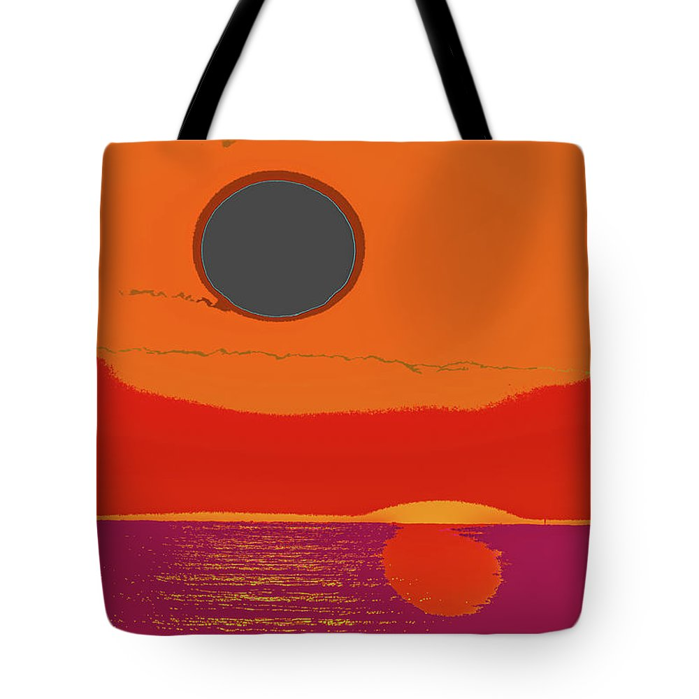 Kenneth James Tote Bag featuring the photograph Little Birdie by Kenneth James