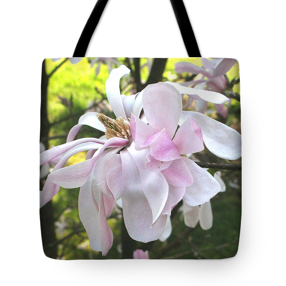 Flower Tote Bag featuring the photograph Little English Flower by Sarah Madsen