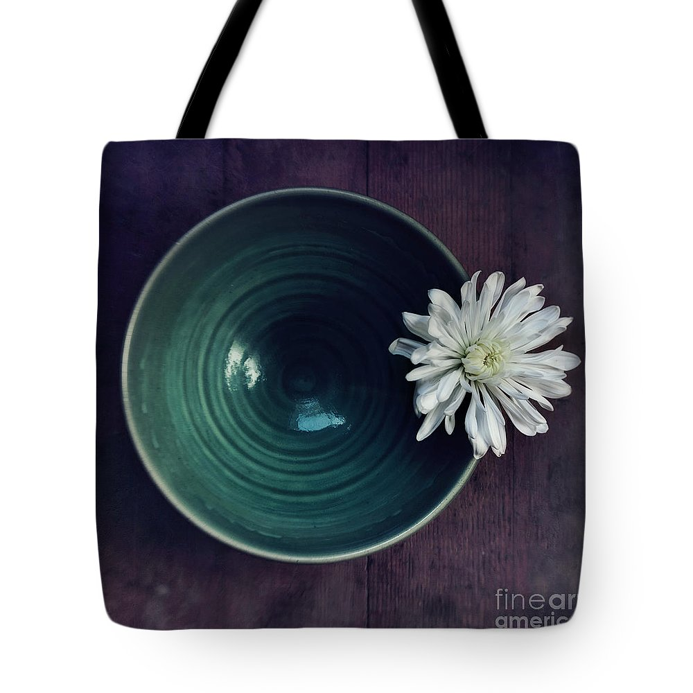 Floral Image Tote Bags