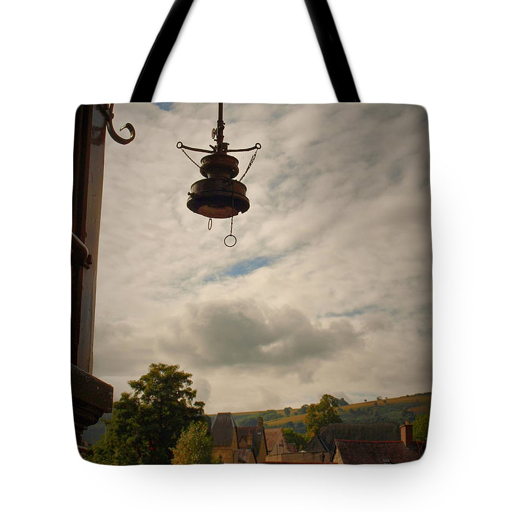 History Tote Bag featuring the photograph Llangollen Station by Michaela Perryman