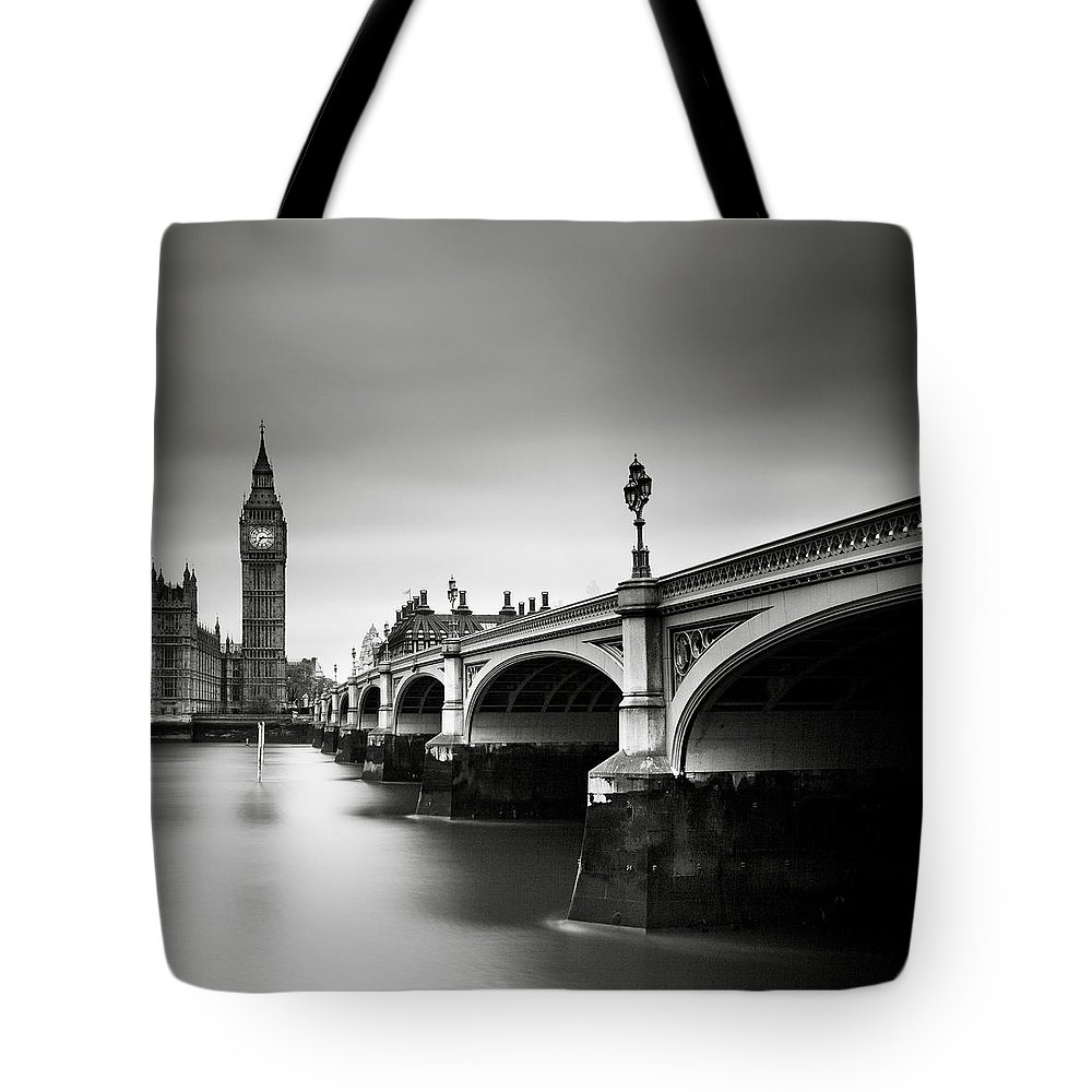 Westminster Abbey Tote Bags