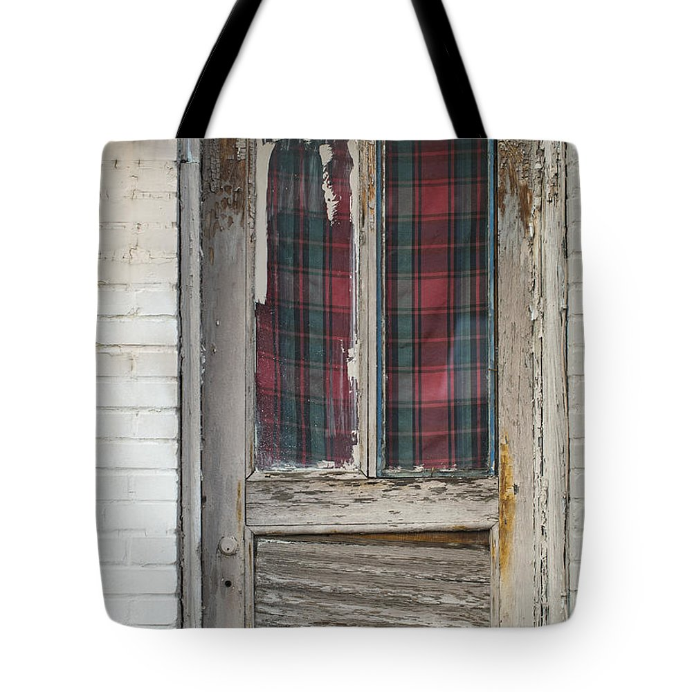 Rural Tote Bag featuring the photograph Long Face by Keith May