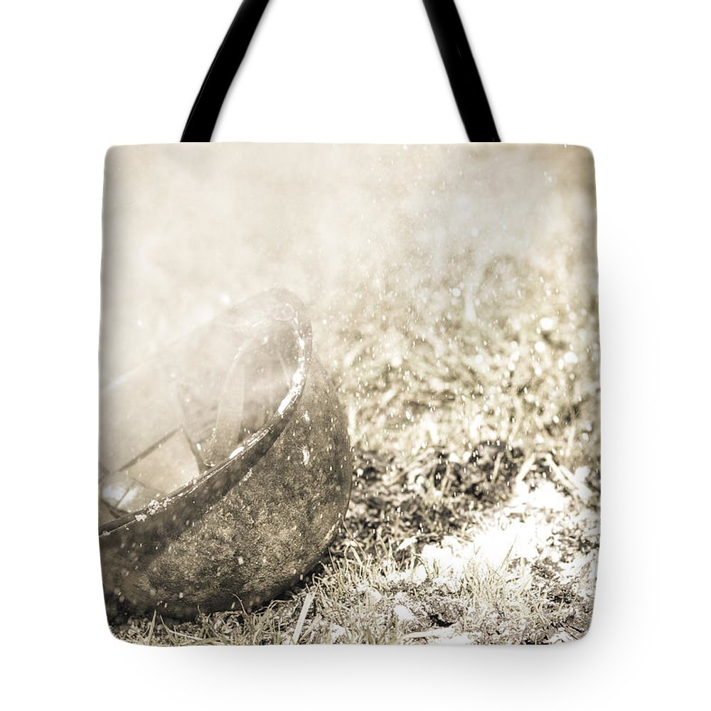 Ww2 Tote Bag featuring the photograph Lost The Battle But Won The War by Jorgo Photography - Wall Art Gallery