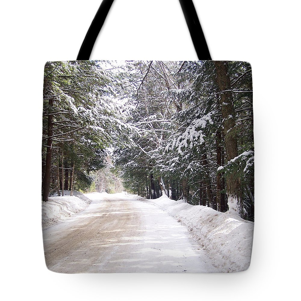 Stowe Tote Bag featuring the photograph Louisen's Stowe 14 by Louise Haineault