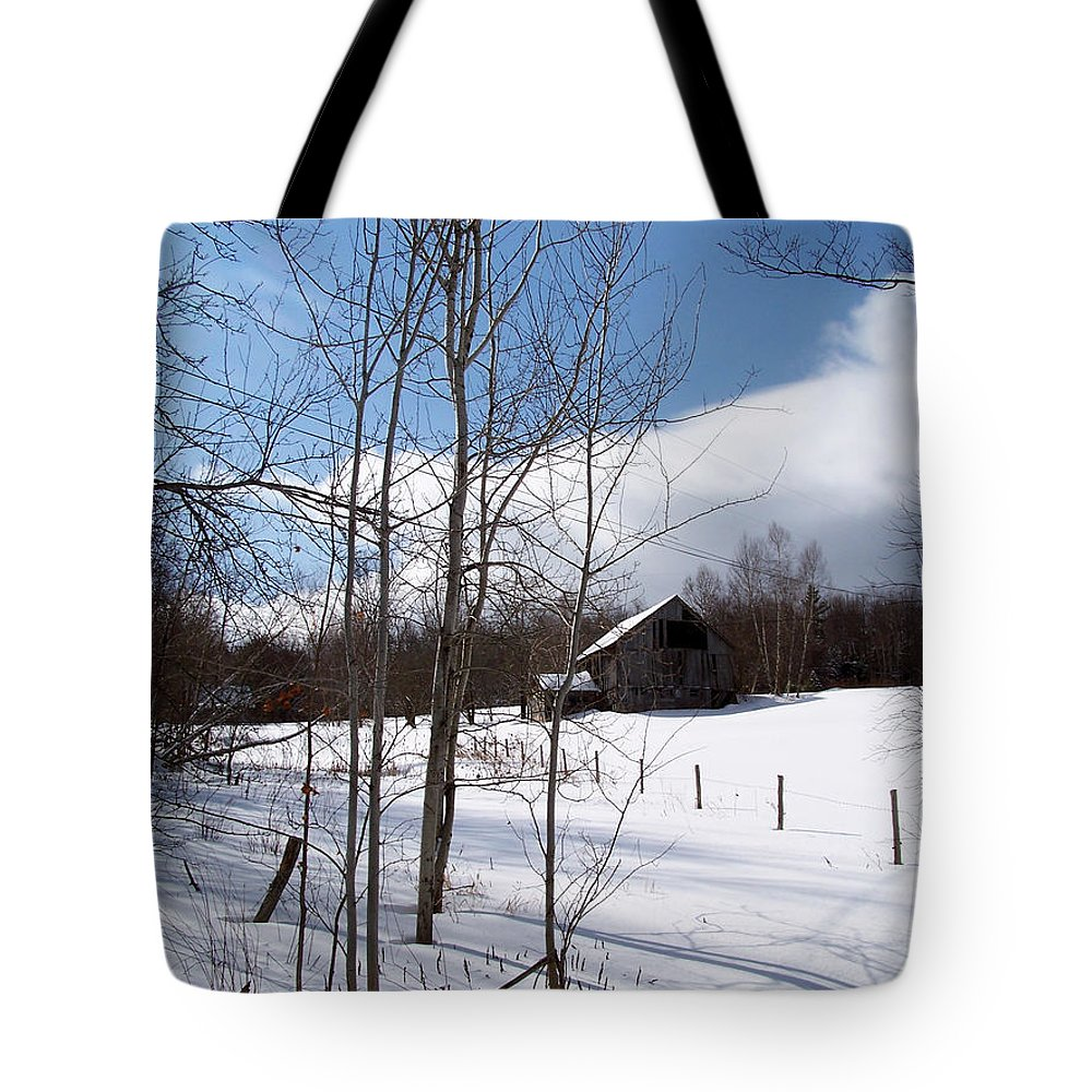 Stowe Tote Bag featuring the photograph Louisen's Stowe 20 by Louise Haineault